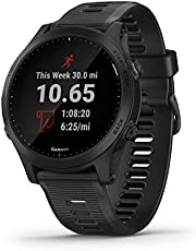 forerunner 945 Black and Slate Watch