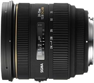 SIGMA 標準ズームレンズ 24-70mm F2.8 IF EX DG HSM ペンタックス用 フルサイズ対応