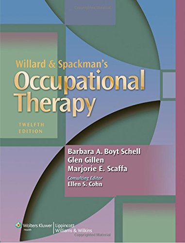 Price comparison product image Willard and Spackman's Occupational Therapy