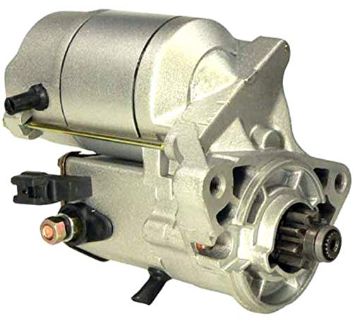 New Starter compatible with Toyota Tacoma T-100 4 Runner 2.4L -2.7L Engine 12V 1.4KW 9T 94-15 228000-3740 228000-3742 228000-3743 28100-00100-84 28100-0C010 28100-0C010-84 017681 2280003740 2280003742