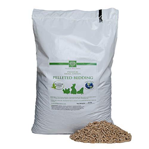 Small Pet Select All Natural Pellet Bedding, 25 lb.
