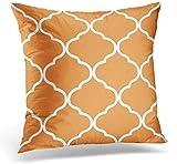 Kinhevao Dekokissen Marokkanisches Gitter-Muster-dekoratives Kissen-Ausgangsdekor-Quadrat-Kissen