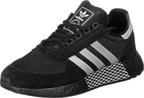 Marathon Tech Zapatos Deportivos para Hombre Negro EF4398 42 23 EU 🔥