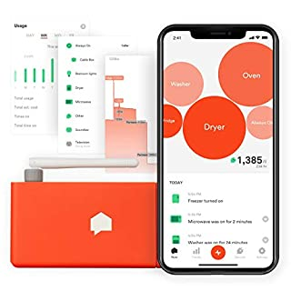 Sense Energy Monitor – Track Electricity Usage in Real Time and Save Money – Meets Rigorous ETL/Intertek Safety Standards (B075K6PHJ9) | Amazon price tracker / tracking, Amazon price history charts, Amazon price watches, Amazon price drop alerts