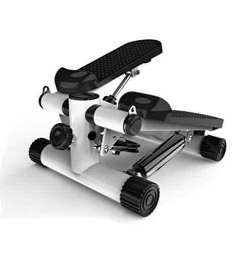 %17 OFF! KDJJH Mini Steppers for Exercise, Adjustable Mini Stair Stepper Hydraulic Stepper Mini Step...