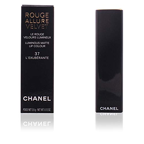 Chanel ROUGE ALLURE VELVET #56-rouge charnel 3,5 gr