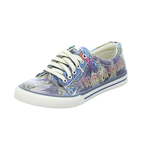 DOGO Sneaker - I Believe In Unicorns 38