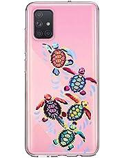 Oihxse Funda para Samsung Galaxy J2 prime/G530 Transparente, Estuche con Samsung Galaxy J2 prime/G530 Ultra-Delgado Silicona TPU Suave Protectora Carcasa Océano Animal Serie Bumper (C7)