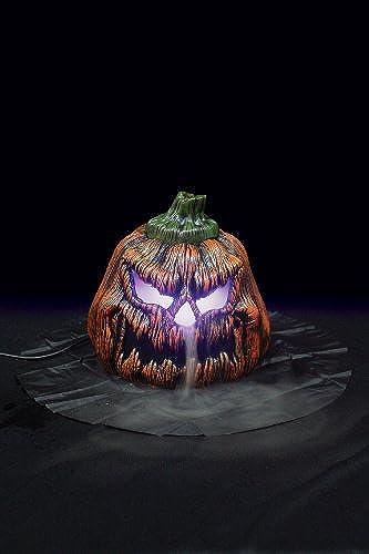 Sinister Kürbis Mister Creepy Farbe wechselnde Licht-Effekt