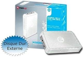 Caja IDE Memup koogar Externo USB 2.0–sin Disco Duro