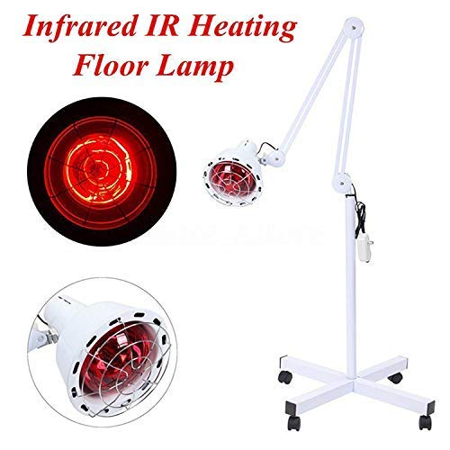 Review Of Infrared Heating Floor Lamp 275W for Thermotherapy Muscle Pain Relief Acupuncture Beauty T...