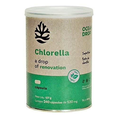 Chlorella (240 caps) - Ocean Drop