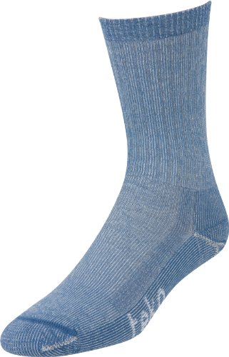 Teko Summit Series Damen-Wandersocken S Della Blue
