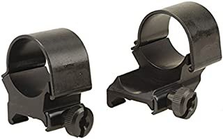 Weaver Detachable Extension 1-Inch High Top Mount Rings