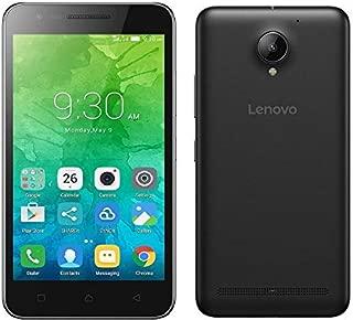 Lenovo Vibe C2 Power Smartphone, 16 GB Dual SIM Black