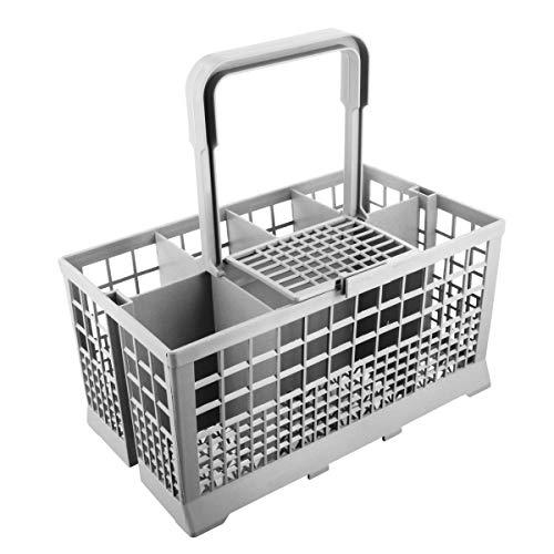 Cestello portaposate universale per lavastoviglie Bosch, Hotpoint, Neff, Siemens, Smeg (etichetta in lingua italiana non garantita)
