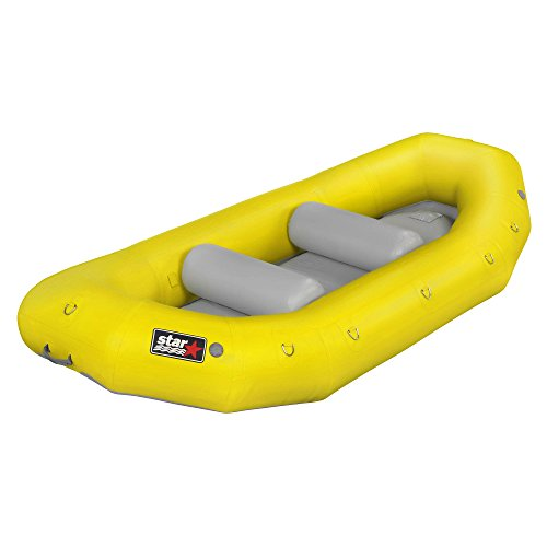 Learn More About Star Select Thunder 12 Self-Bailing Raft-SkyBlue