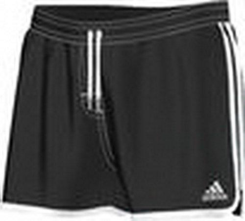 adidas Damen Badeshort Beach 3S Essential Short Black/White 36