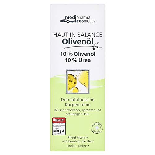medipharma cosmetics Olivenöl Haut in Balance Körpercreme, 200 ml, 1 Stück