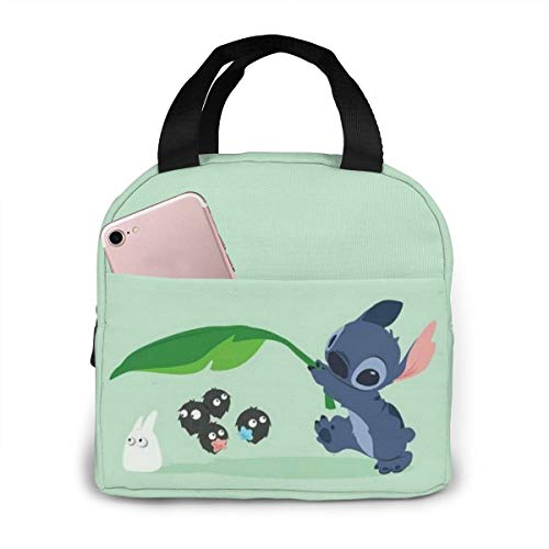 suzzc Stitch Lunch bag Custom insulated lunch box Lunch boxes for men and women Suitable for adults, children, schools and outdoors