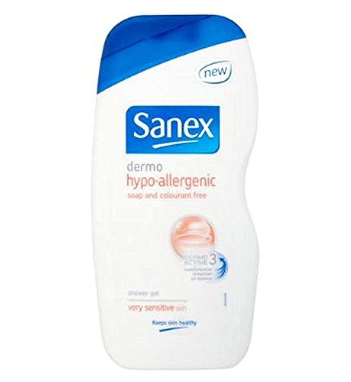 トリッキーバスルームいつSanex Hypoallergenic Shower Gel 500ml - Sanex低刺激性のシャワージェル500ミリリットル (Sanex) [並行輸入品]