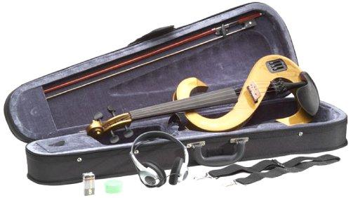 STAGG violín eléctrico SET 4/4 EVN 4/4