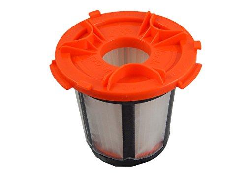 vhbw Filtro compatible con Zanussi A1610, PC1620, Z1620, Z1661, ZAN1650, ZAN1650PR, ZAN1650UK aspiradora filtro Hepa