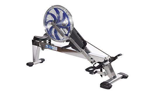 Stamina 35-1405 ATS Air Rower 1405 Rowing Machine, Air Resistance, LCD Fitness Monitor, Folding and...