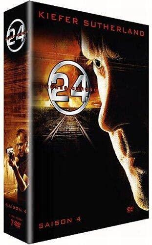 24 heures chrono - Saison 4 [Italia] [DVD]