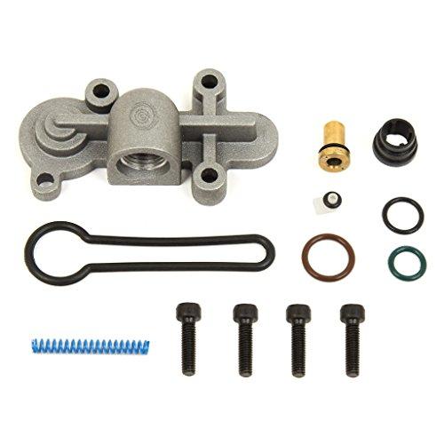 6.0 Blue Spring Kit Upgrade/Fuel Regulator Kit Fits Ford 6.0 Powerstroke F250 F350 F450 F550 3C3Z-9T517-AG Evergreen BSK-6.0