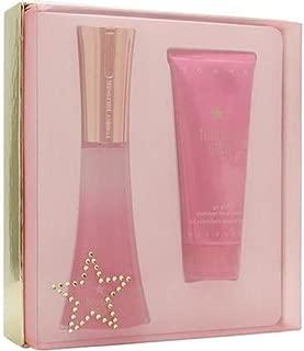True Star Gold By Tommy Hilfiger For Women. Set-edt Spray 2.5 OZ & Shimmer Body Lotion 3.4 OZ