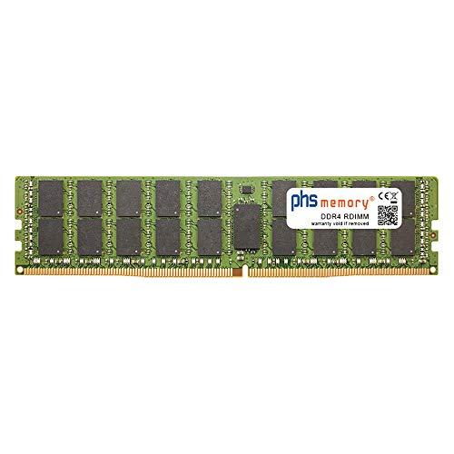 PHS-memory 16GB RAM Speicher für MSI SLI Plus X99A DDR4 RDIMM 2133MHz