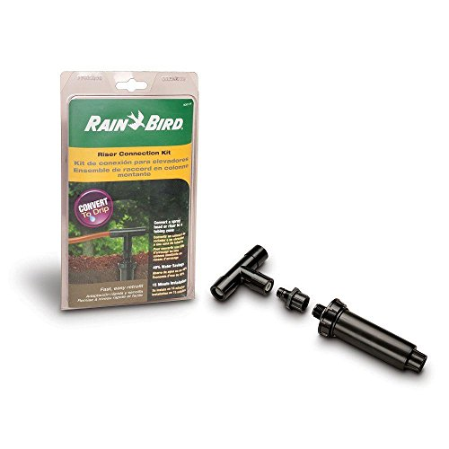 "Rain Bird RCKIT-1PS Drip Irrigation Conversion/Connection Kit for 5/8"", 1/2"