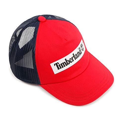 Timberland- Gorra DE Sarga Y Rejilla T21343/42M Orange- 56 Gorra para NIÑO