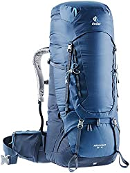 Deuter Aircontact 65+10 Men's Hiking Backpack
