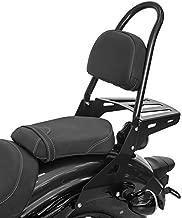 Sissy Bar + Luggage Rack for Suzuki Intruder C 1500 T 13-16 Black Casual M