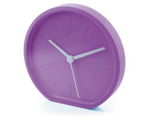 Lexon LR123E3 Side Horloge Analogique Violet