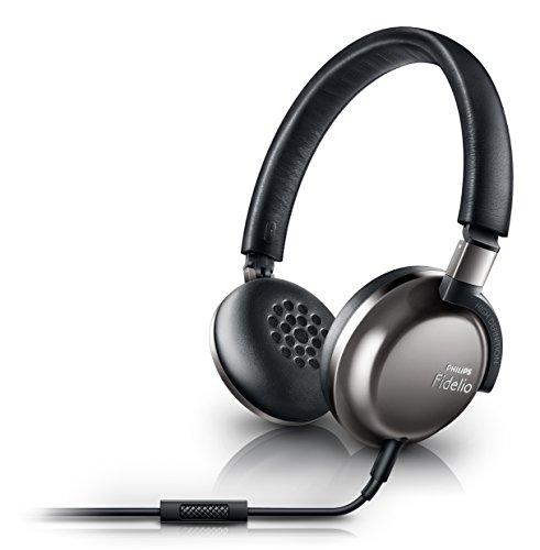Philips F1 Fidelio Headphones with Microphone
