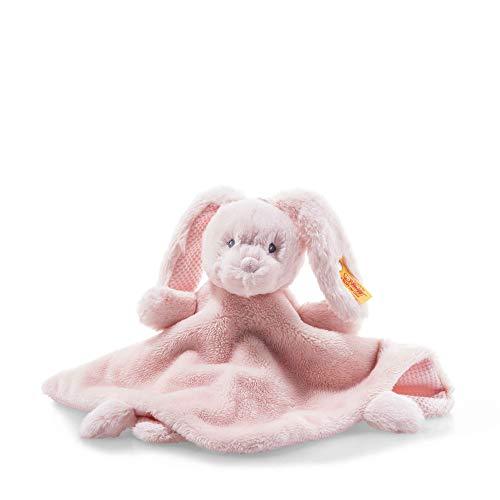 Steiff 241901 Belly Hase Schmusetuch 26, rosa