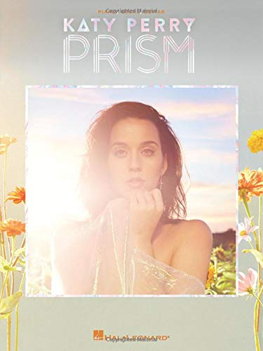 Katy Perry: Prism: Piano/Vocal/Guitar