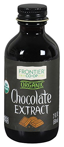 Frontier Natural Products Chocolate Extract, Og, 2-Ounce