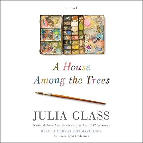 A House Among the Trees audiobook cover art
