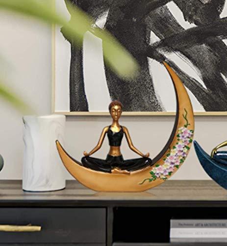 YASEking Decoraciones del Arte del Arte de la decoración TV Inicio Enfriador de Vino Vida Interior Porche habitación