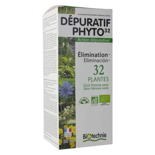 Depurativo 32 plantas