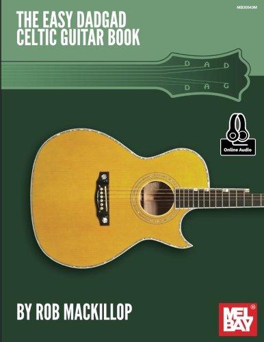 Easy DADGAD Celtic Guitar