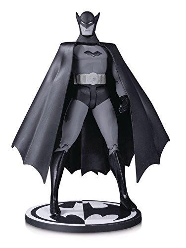 Figura de acción en Blanco y Negro Batman 1st Apperance Bob Kane Batman Black and White AF 1ST Appearance Bob Kane