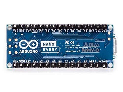 Arduino Nano Every (シングルボード)