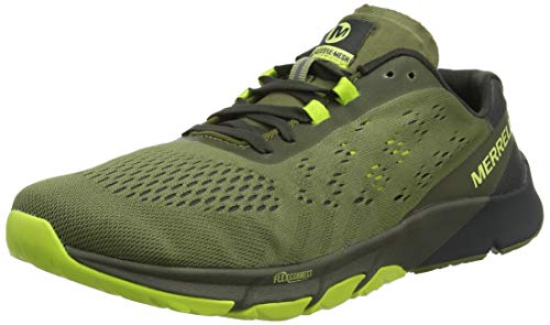Merrell Bare Access Flex 2 E -Mesh Men 7 Olive