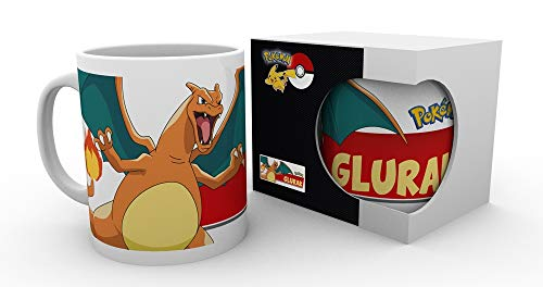 GB Eye Ltd Tasse Pokemon Glurak 300 ml