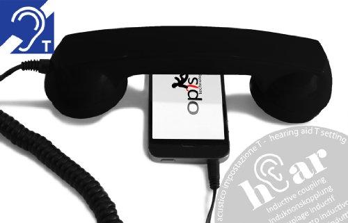 OPIS 60s Micro Hear: Auricular Retro para Usar con el teléf
